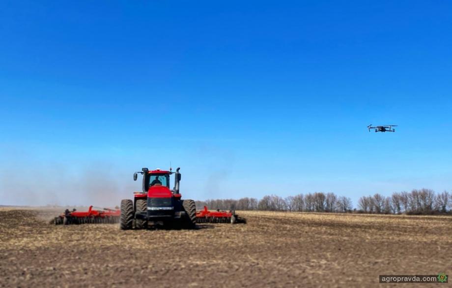 Агрохолдинг Kernel обновил технопарк и приступил к посевной