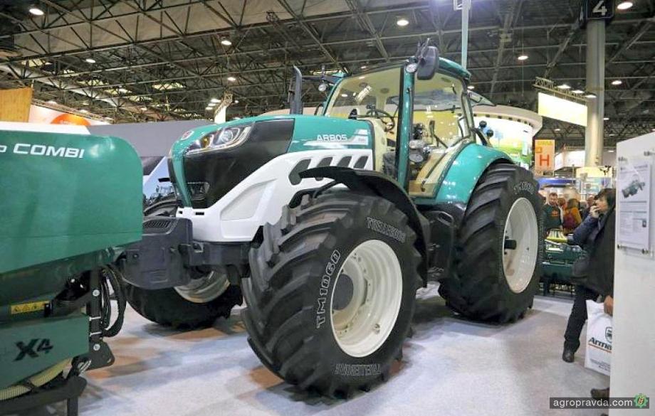 Европейский бренд тракторов перенес производство в Китай