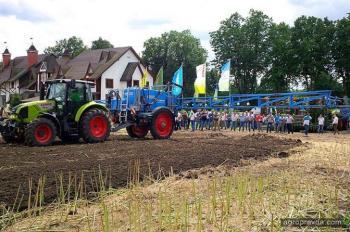 Под Винницей состоялся масштабный День поля. Фото