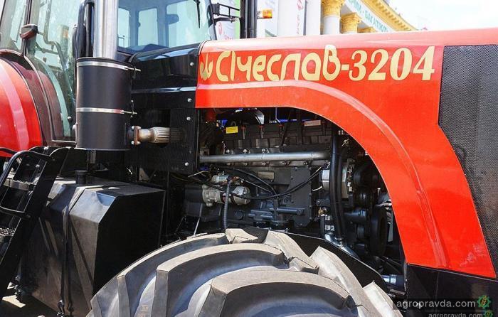 Новый отечественный 320-сильный трактор «Сичеслав»: все подробности