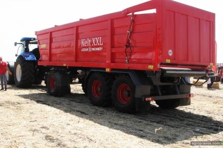 За полгода аграриям компенсировано 261,1 млн. грн. за технику и оборудование
