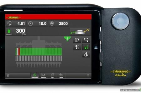 Инновационная система контроля высева SeedEye теперь доступна для новых моделей