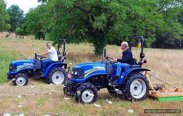 Как купить мини-трактор в кредит