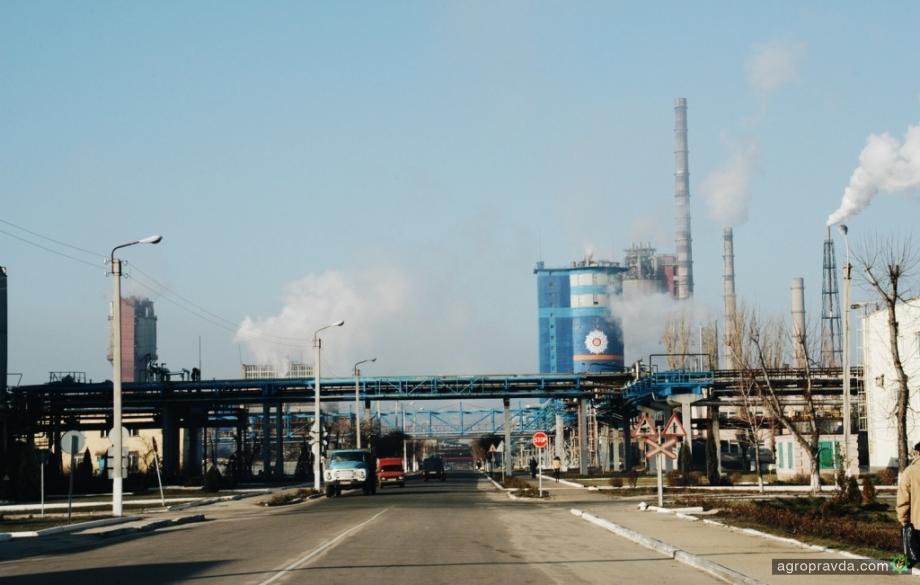 Северодонецкий «Азот» увеличивает выпуск удобрений