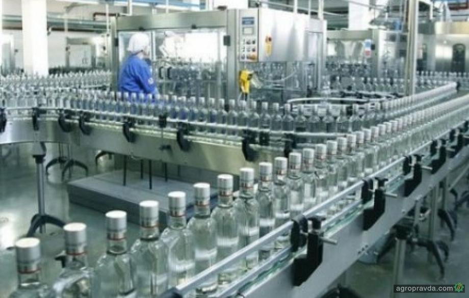 Сколько заводов «Укрспирта» перешли в частные руки