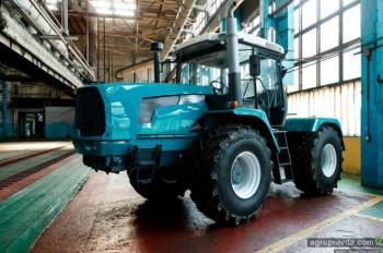 Сколько тракторов производят в Восточной Европе