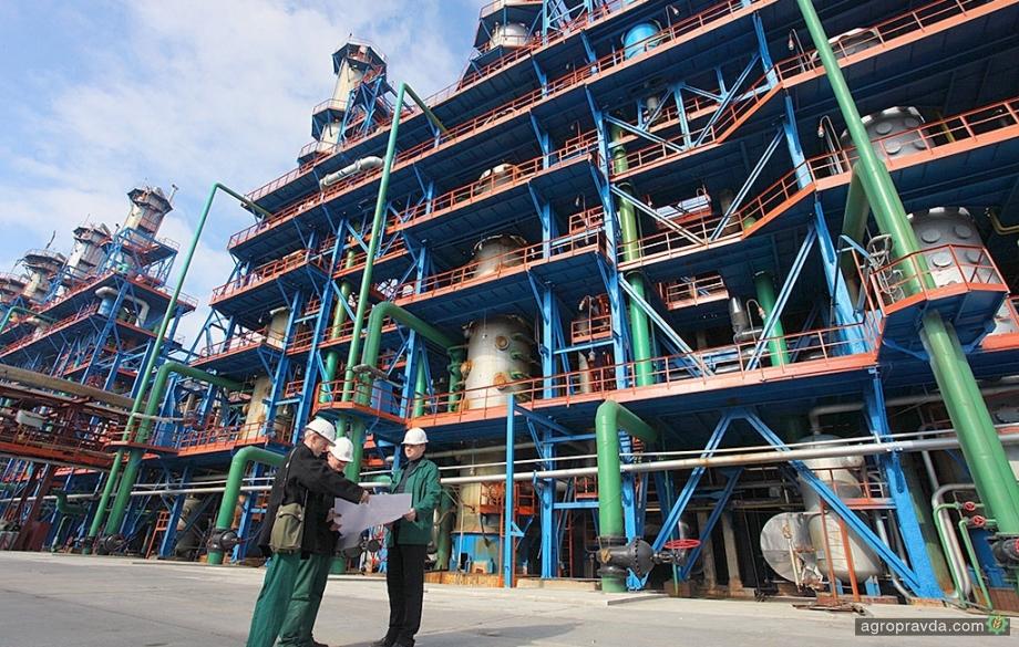 «Ривнеазот» выпустил 375,6 тыс. тонн минудобрений