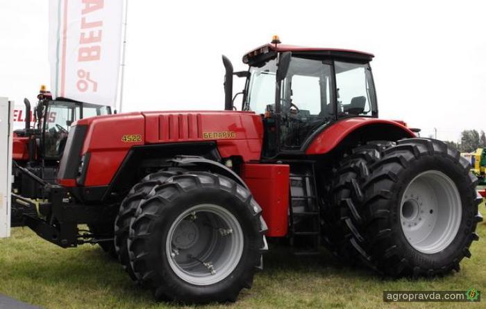 МТЗ начнет серийный выпуск высокомощных тракторов