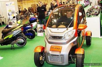 В Украине появился самый доступный электромобиль за 150000 грн.