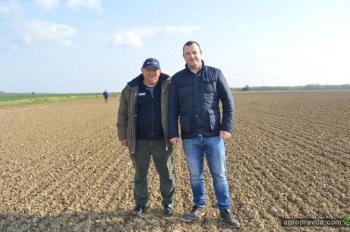 Аграрии поделились опытом работы с культиватором Kockerling Vario