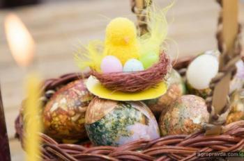 Как фермеры празднуют Пасху. Фото