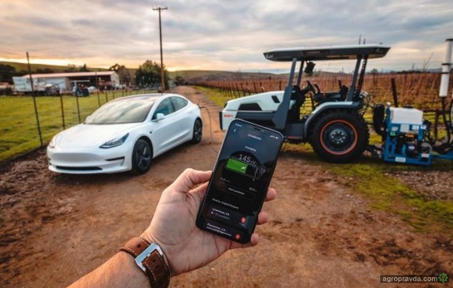 CNH Industrial проинвестировала стартап «умных» тракторов