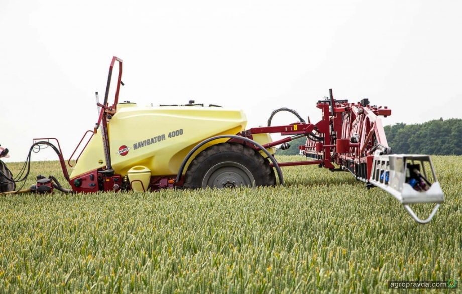 Производитель сельхозопрыскивателей поставит технику для аэропорта «Борисполь»