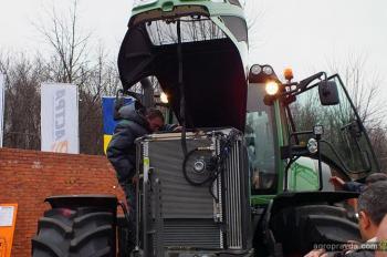 На рынок Украины выведен новый Fendt 900 Vario G3