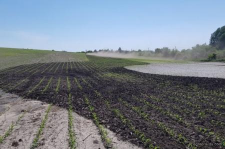 Аграриям продемонстрировали преимущества ротационной бороны Fast RH. Фото