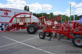 Elvorti взял курс на точное земледелие
