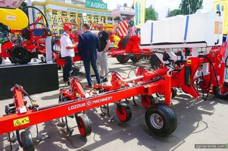 Lozova Machinery представила новинки и обновления на AGRO-2021
