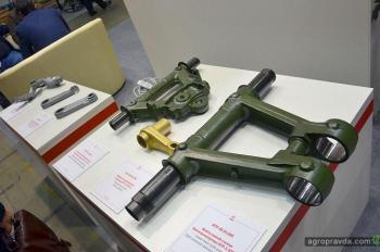 ЛКМЗ показал новинки на выставке «Зброя та безпека»