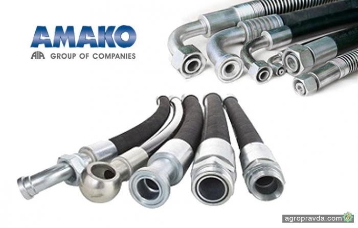 На АМАКО организовано производство и ремонт рукавов высокого давления