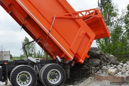 Scania провела испытания карьерных самосвалов