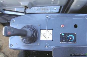 Тест-драйв фронтального погрузчика Lonking CDM833