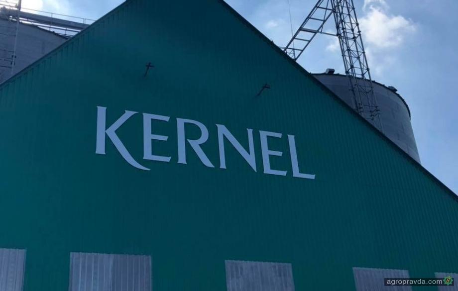 «Кернел» увеличил переработку масличных