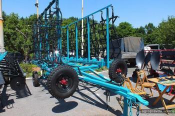 Какое украинское сельхозоборудование востребовано за рубежом