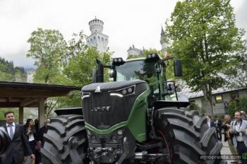 Fendt 1000 Vario ожидается в Украине
