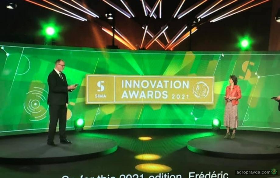 Названы победителей конкурса инноваций SIMA-2021