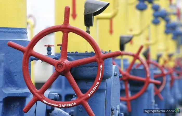Кабмин запретил производителям минудобрений использовать природный газ
