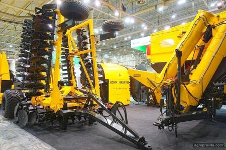 Какие новинки техники для почвообработки представили в Киеве