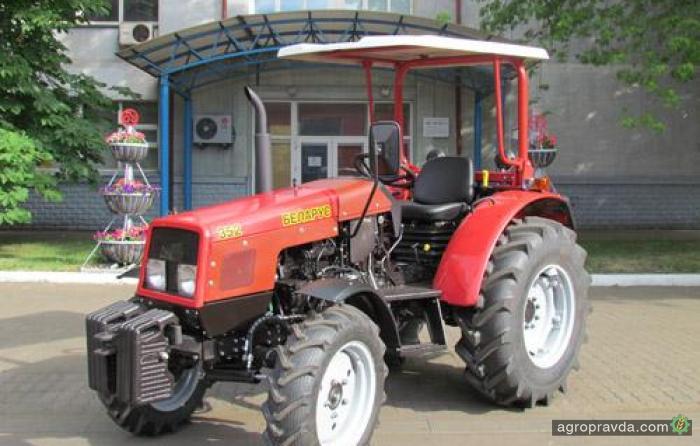 Состоялась премьера нового трактора «Беларус»
