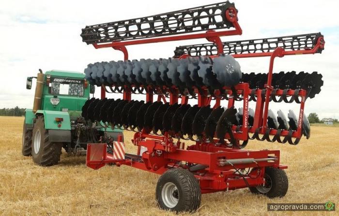 «Лозовские Машины» примут участие в выставке International Agricultural Fair