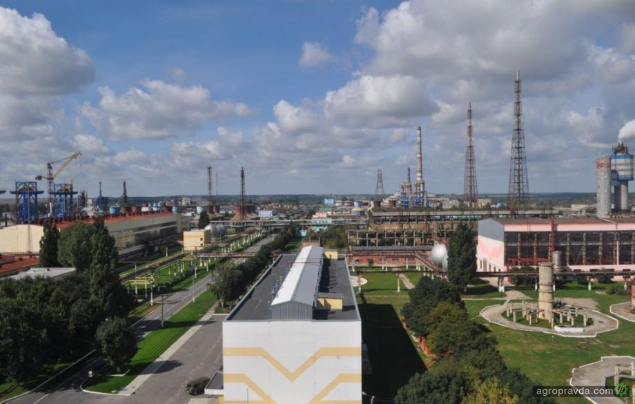 Себестоимость продукции Северодонецкого «Азота» может снизиться