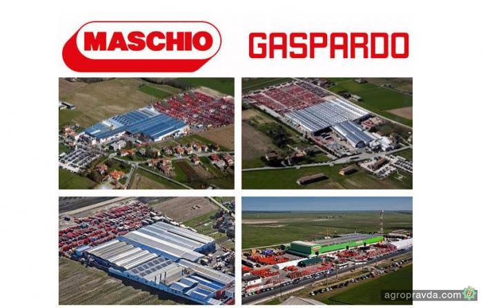 В Украине появился новый дилер техники Maschio Gaspardo