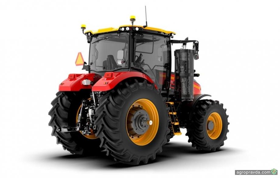Versatile разрабатывает тракторы для Kubota