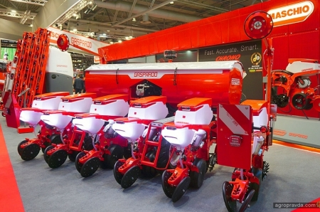 Самые интересные новинки сеялок Agritechnica-2019