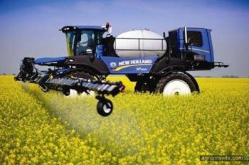 Какие новинки сельхозтехники приготовили производители для Украины