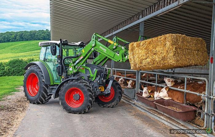 Fendt оснастил «младшие» трактора на уровне «старших»
