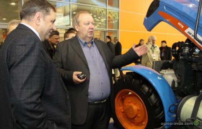 «Концерн «Тракторные заводы» показал свои новинки