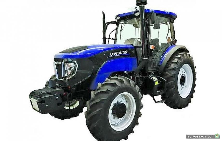 В Украине появился новый дилер тракторов Lovol