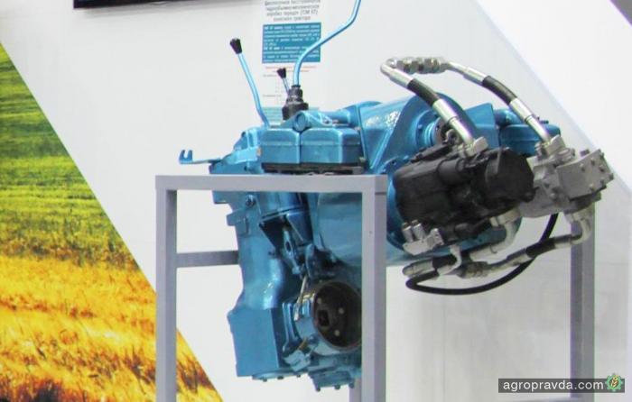 ХТЗ начал производство тракторов с автоматической КПП