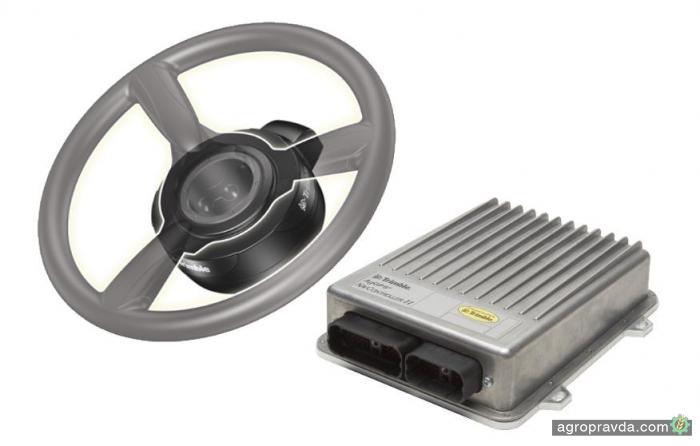 Система автоматичного вождения в работе. Видео