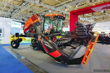 Самые интересные жатки Agritechnica-2019
