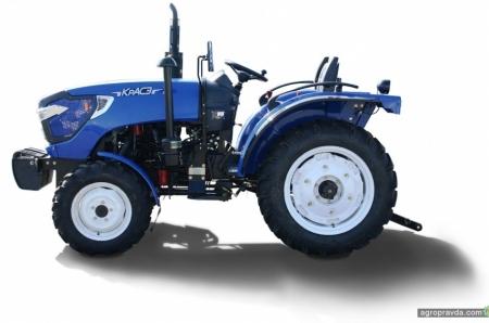 В Украине стартовали продажи нового отечественного трактора