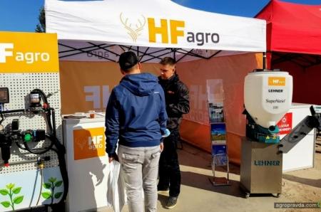 HF Agro дебютировал на выставке AgroExpo-2021