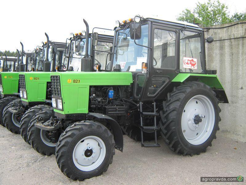 Кто конкуренты тракторам МТЗ на рынке Украины 9c5b183977097