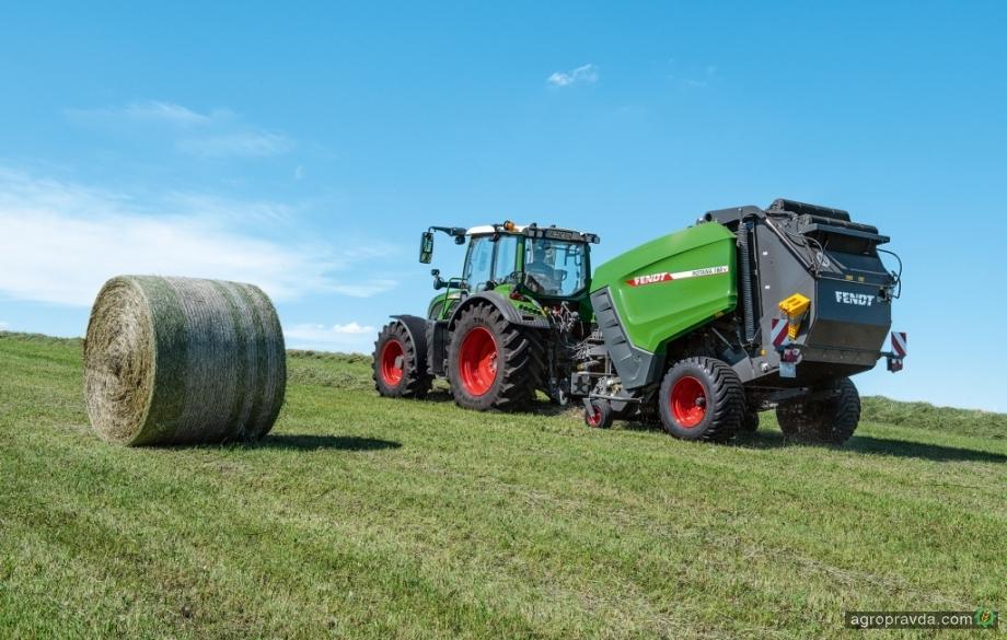 AGCO увеличил долю на мировом рынке тракторов