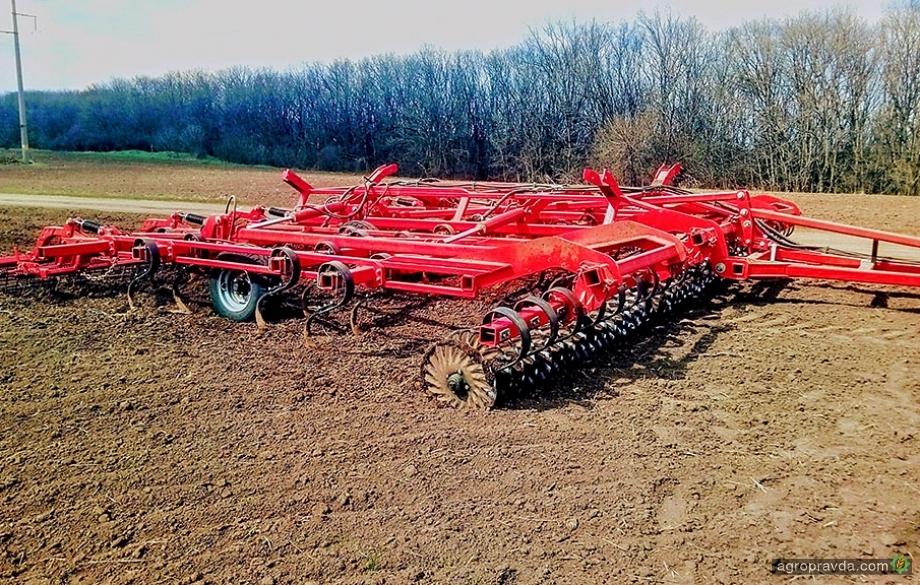 Lozova Machinery представляет новый полевой культиватор «Флорин»