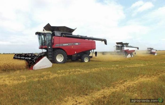 Як аграрії вибирають ефективні комбайни